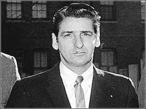 "Albert DeSalvo, ""El estrangulador de Boston"""