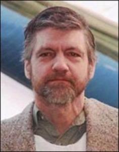 """Theodore Kaczynski, """"Unabomer"""""""